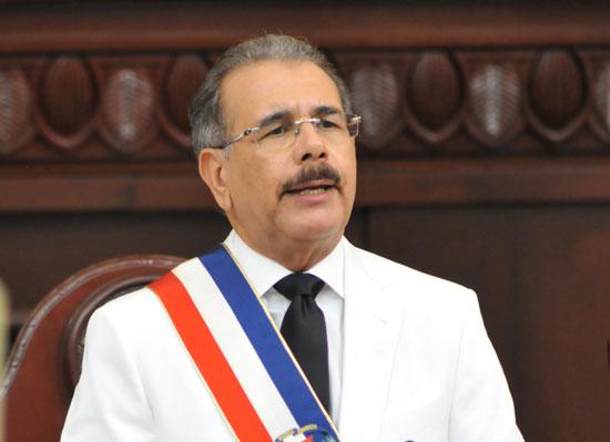 Las expectativas la mañana de hoy miércoles Danilo Medina se dirigirá al país para rendir cuentas con un panorama social a su favor