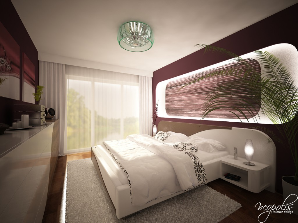 Best fashion modern bedroom designs by neopolis 2014 for Interior bed design images