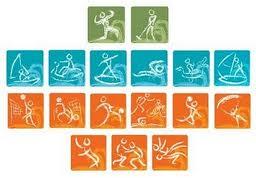 Cabang Olahraga Di Seluruh Indonesia Logo