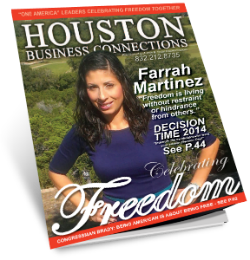 "MEET FARRAH MARTINEZ A ""THOUGHT LEADER"" FOR THIS SERIES"