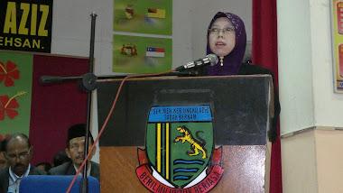 PENGERUSI MAJLIS BULAN BAHASA 2011