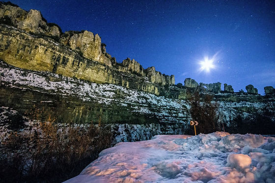 imagen_ebro_burgos_orbaneja_castillo_cascad_noche_nieve_camellos_roca_erosion_vistas