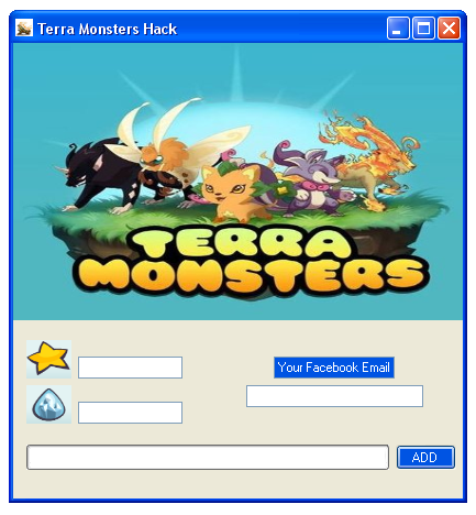 Terra Monsters hack