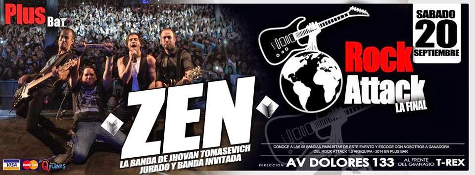 ZEN en Arequipa