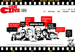 THE CINE.la botiga del cinema