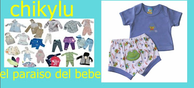 accesorios y ropa de bebes.