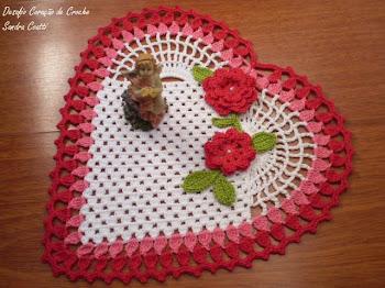 Desafio Coração de Croche
