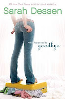 bookcover of WHAT HAPPENED TO GOODBYE by Sarah Dessen