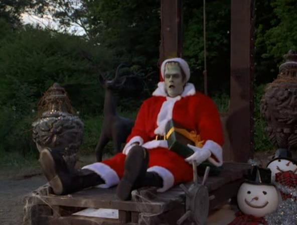 For It Is Man's Number: The Munsters' Scary Little Christmas (1996)