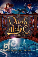 Cover of A Dash of Magic by Kathryn Littlewood