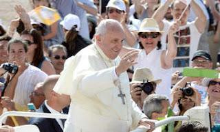 Intención Oración Papa Francisco