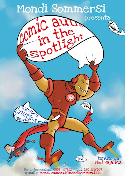 Comic Author In The Spotlight - Corso creativo di fumetto