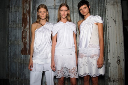 TALK OF THE TOWN By Orikinla: Givenchy by Riccardo Tisci ...