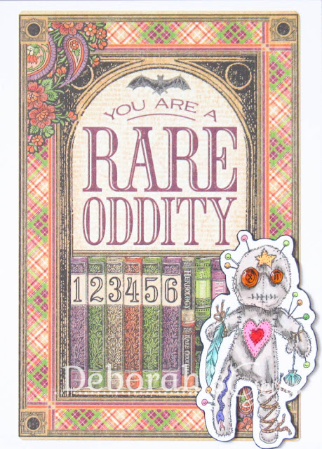 Rare Oddity - photo by Deborah Frings - Deborah's Gems