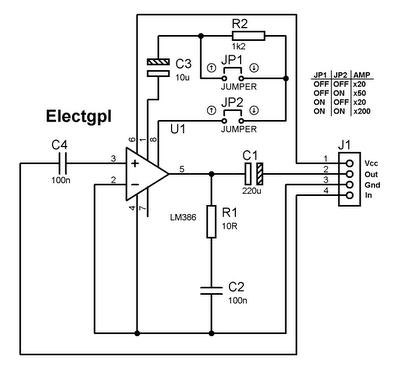 como hacer Amplificador de 12v