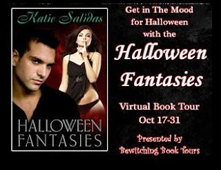 Halloween Fantasies Virtual Book Tour: Guest Post with Katie Salidas