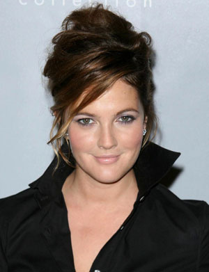 Drew Barrymore Hairstyle 12