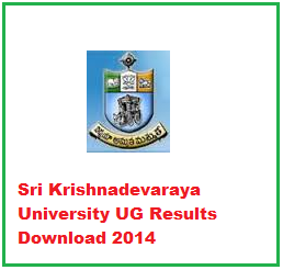 SKU DDE UG Nov 2013 B.Sc Third Year Degree Results Download