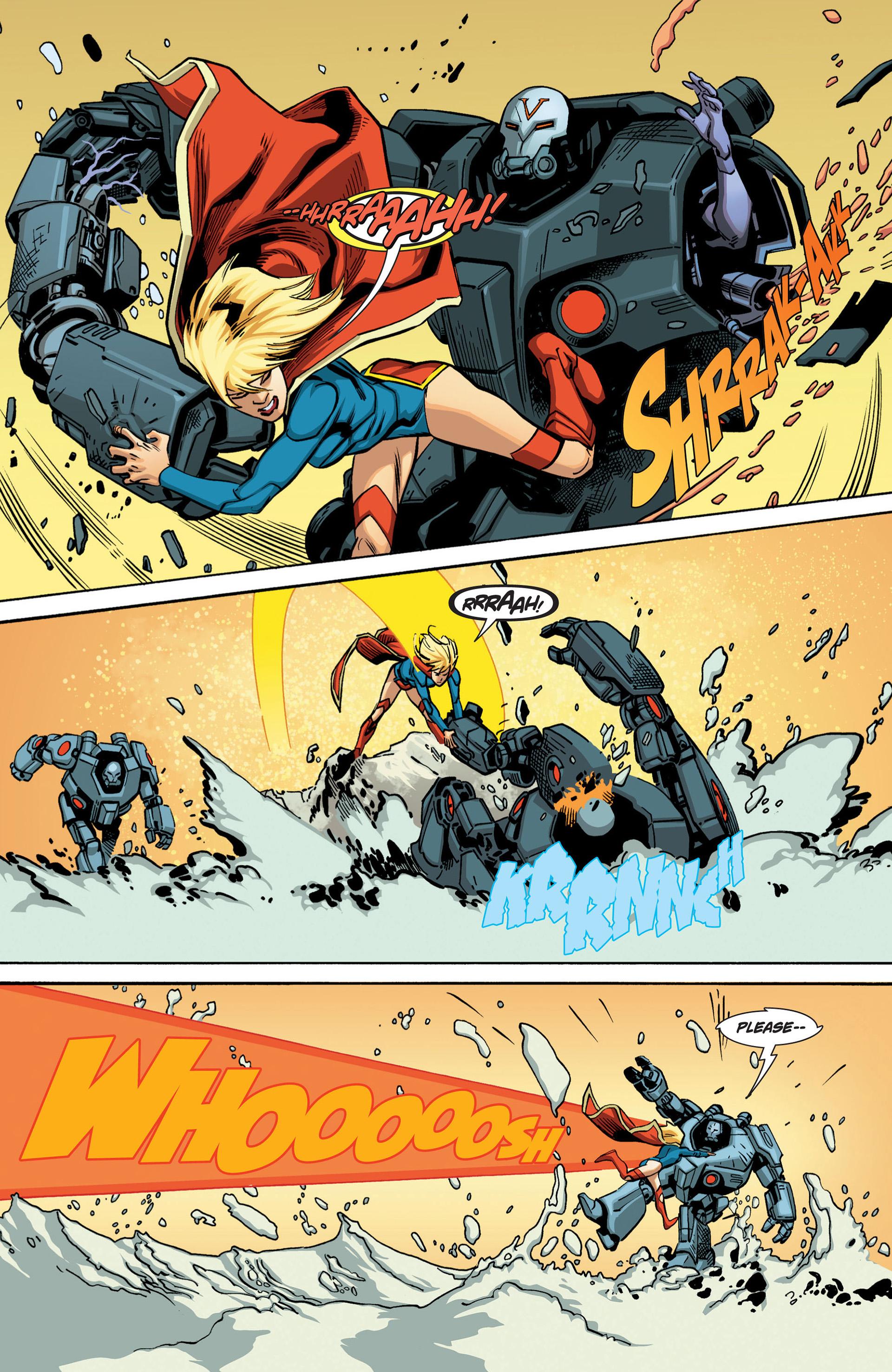 Supergirl (2011) Issue #1 #3 - English 19
