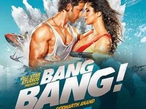 **BANG BANG**Song Lyrics In Pure HINDI From BANG BANG Movie