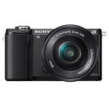 SONY MIRRORLESS DIGITAL CAMERA [ILCE 5000L/W]