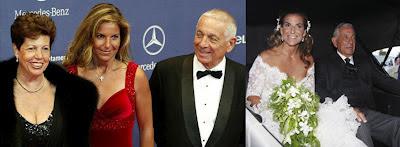 Últimas apariciones de Arantxa Sánchez Vicario con sus padres