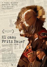 pelicula El Caso Fritz Bauer (Der Staat gegen Fritz Bauer) (2015)