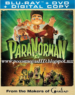 ParaNorman [Brrip 720p] [Audio Dual] [2012] ()