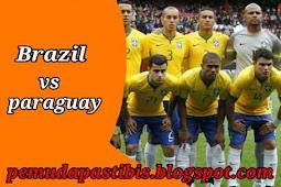 Prediksi Brasil vs paraguay