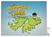 """""""La asombrosa excursión de Zamba en las Islas Malvinas"""" explora el proceso . zamba en las islas malvinas"""