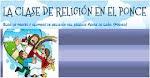 LA CLASE DE RELIGIÓN