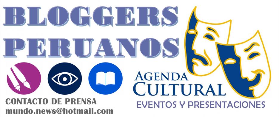 BLOGGERS PERUANOS