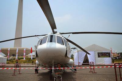 gambar Helikopter MI-17 V5