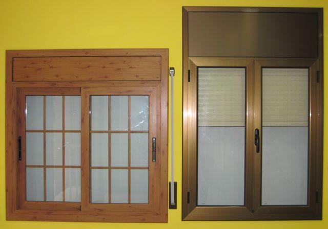 Davila aluminio y cristal su mejor eleccion ventanas y for Ventanas corredizas de aluminio