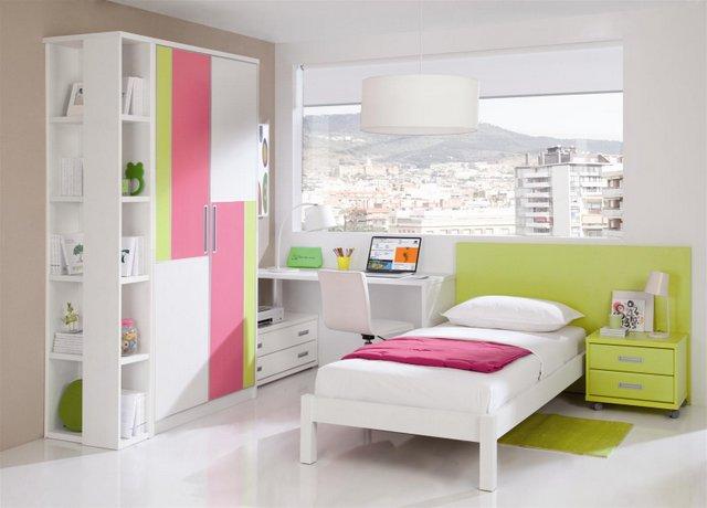 Como ordenar o organizar un dormitorio juvenil - Como decorar un cuarto juvenil femenino ...