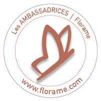 Je suis ambassadrice Florame !