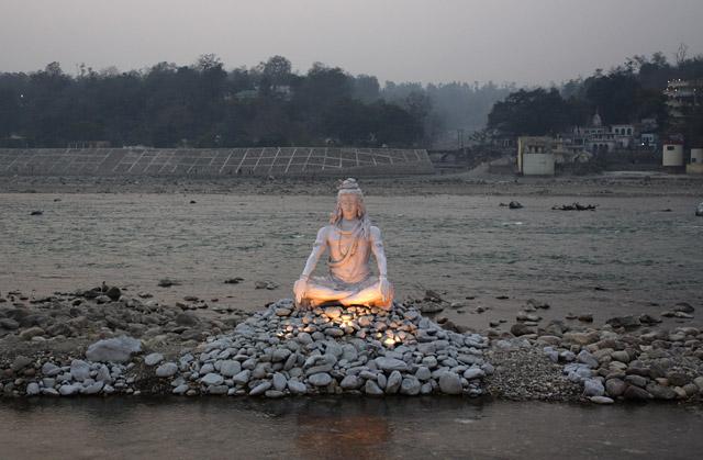 1366x768 Lord Shiva | Download Shiv God Nilkanth Wallpaper