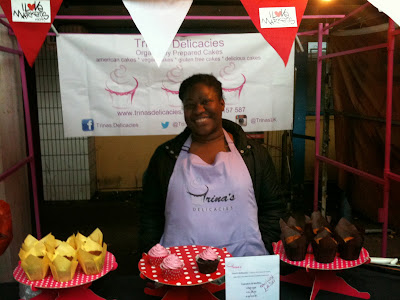 Trina's Delicacies at Portobello Rocks