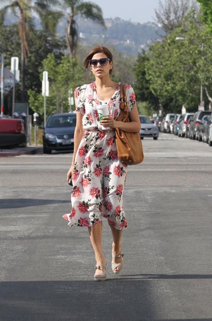 Dep Knows Best Fashion Icon Eva Mendes