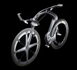 Peugeot B1k Concept Bicycle