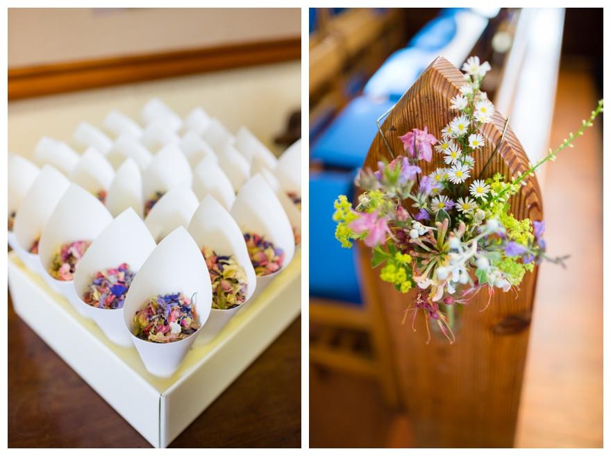 Summer Wedding Music Ideas : Summer garden wedding with a bird theme jenny packham dress