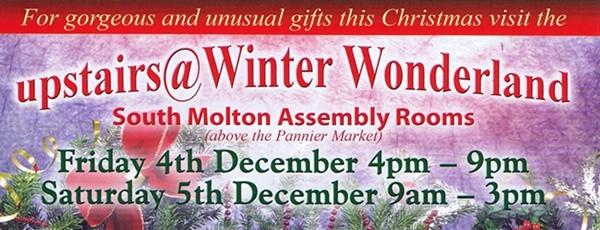 Upstairs @ Winter Wonderland South Molton