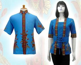 Baju Batik Pekalongan Model Baru 2013