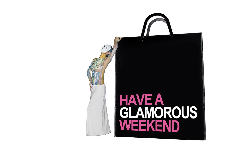 Have a Glamorous Weekend Bari
