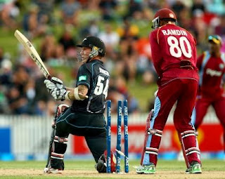 New Zealand vs West Indies 5th ODI 2014 Scorecard, West Indies vs New Zealand 2013 match result,