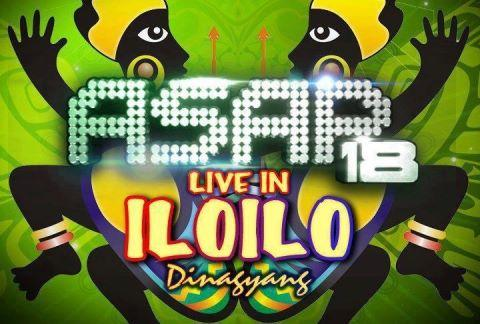 ASAP 18 Invades Iloilo Dinagyang this January 27