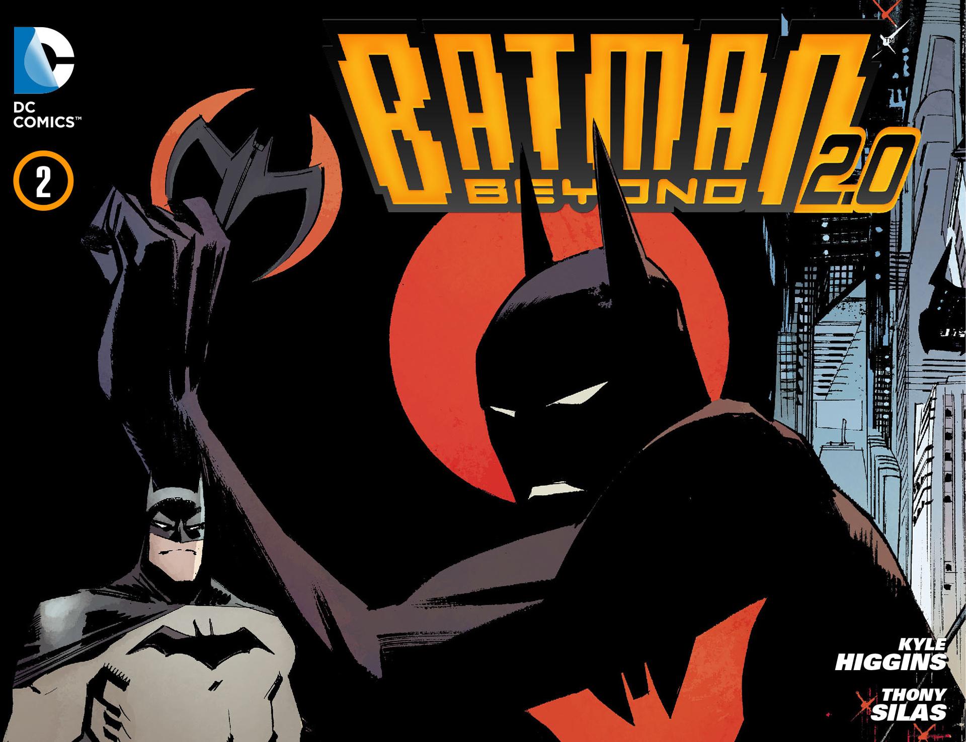 Batman Beyond 2.0 Issue #2 #2 - English 1