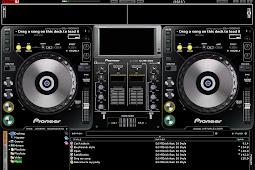 Menjadi DJ dengan virtual dj home V.7.0.5