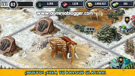 Crea tu parque jurasico con Jurassic Park Builder gratis