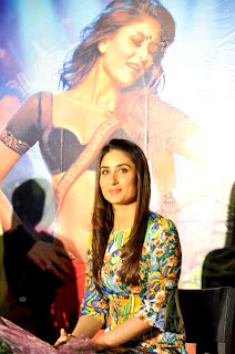 Kareena Kapoor at 'Heroine'  Press conference at Ice Skate Mall